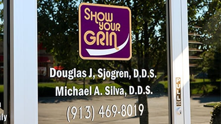 The-dental-office-at-Show-Your-Grin-Olathe-Kansas